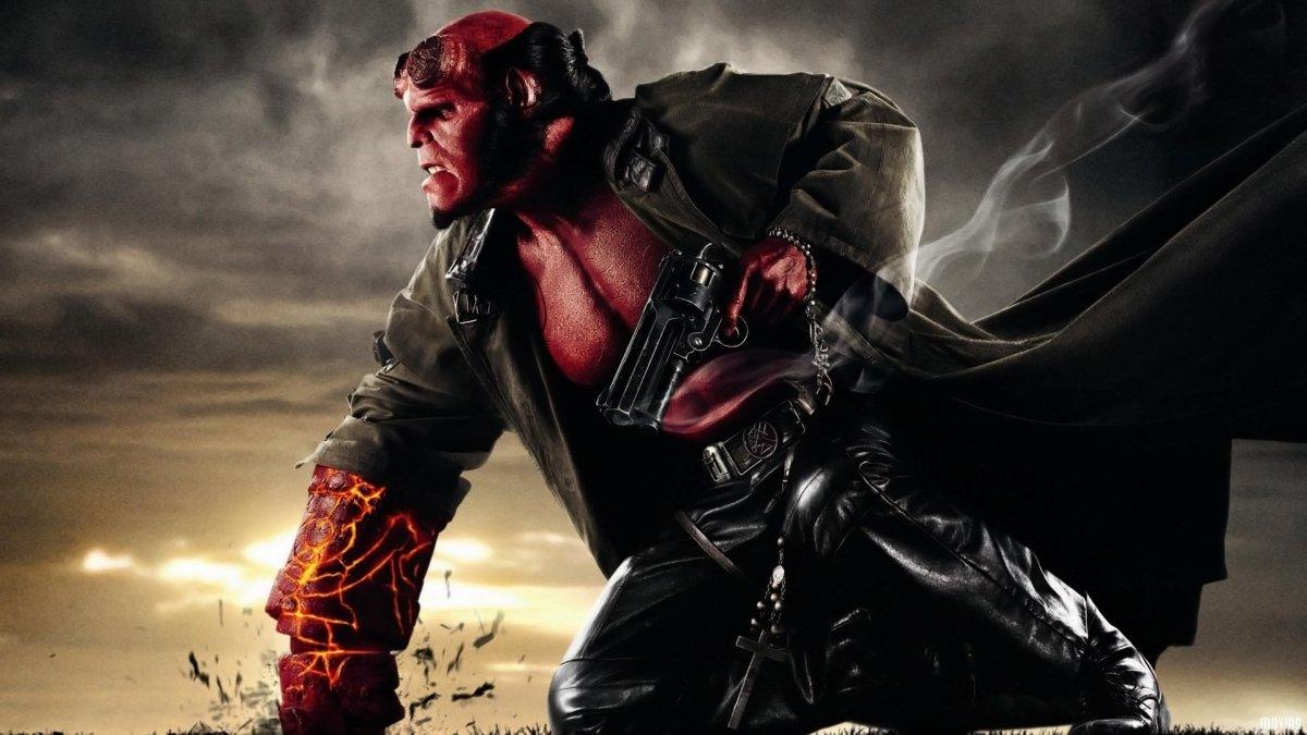 Steampunk Sourcebook: Hellboy