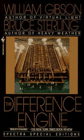 Steampunk Book Review: The Difference Engine
