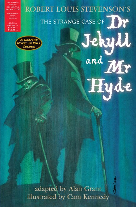 Steampunk Book Review: The Strange Case of Dr. Jekyll and Mr.Hyde