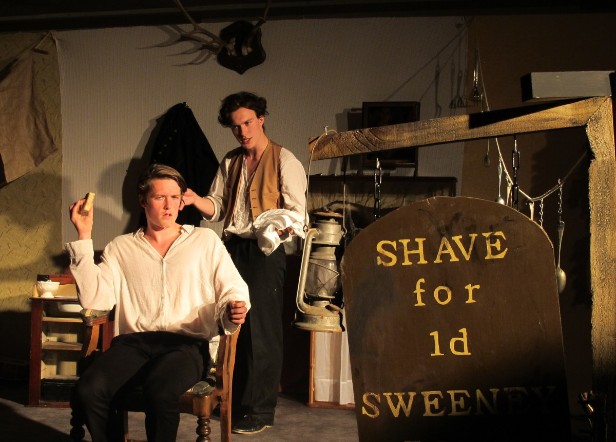 Review: Victorian Vices at Ed Fringe2014