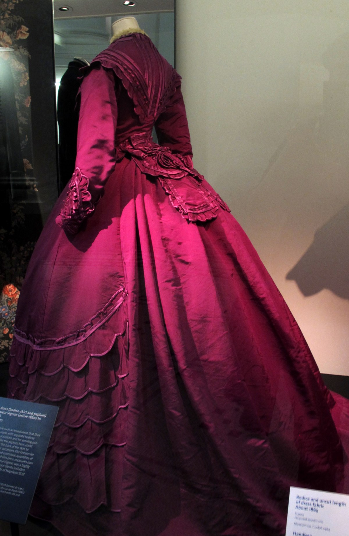 Victoria and Albert Museum Part 2: TheClothes