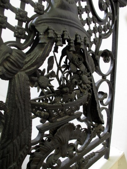 ironwork at the Victoria and Albert Museum