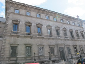 The Reform Club exterior
