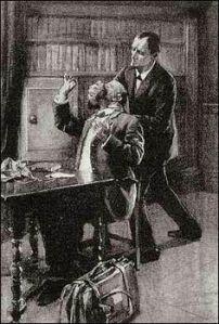 Alfred Gilbert illustration