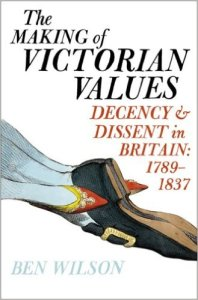 Victorian Values cover