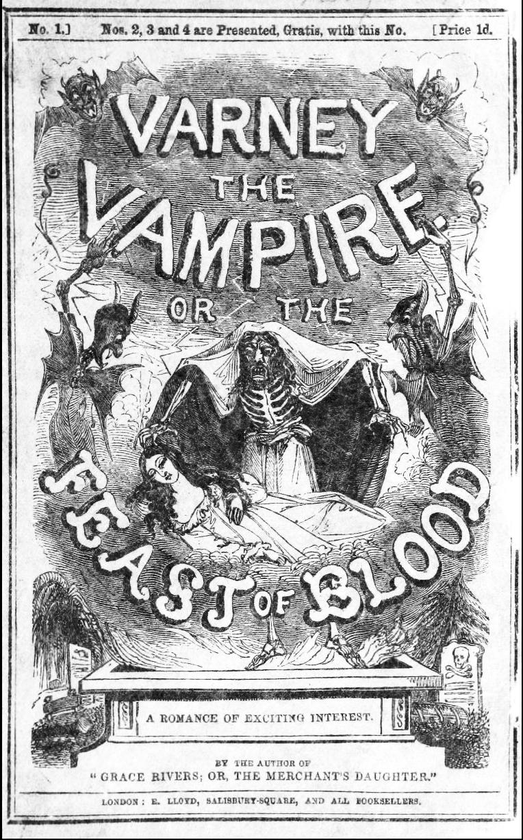 Steampunk Sourcebook: VictorianVampires