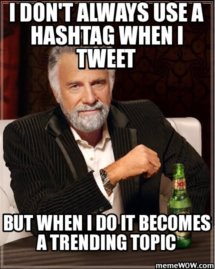 3 Things I've Learned From Hashtag Games on Twitter
