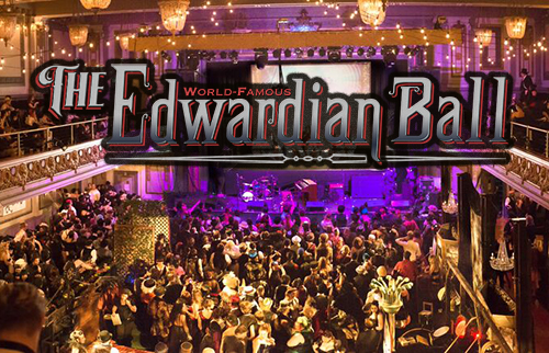 Get in on the Steampunk Fun at the Edwardian Ball in New Orleans