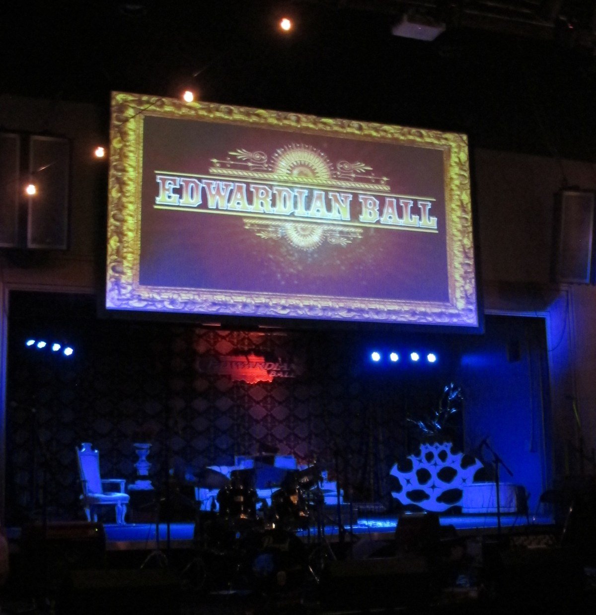 Check out the Edwardian Ball, New Orleans Report on Steampunk Journal