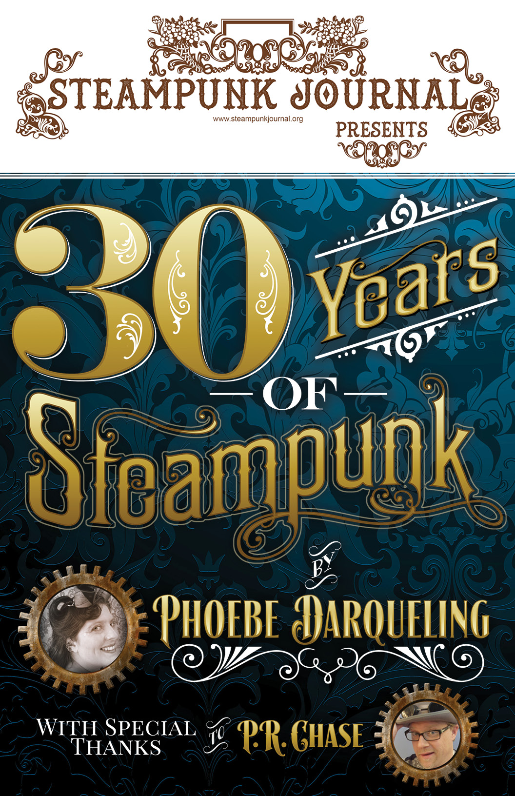 The 30 Years of Steampunk Exhibit and Lecture this weekend inCincinnati!