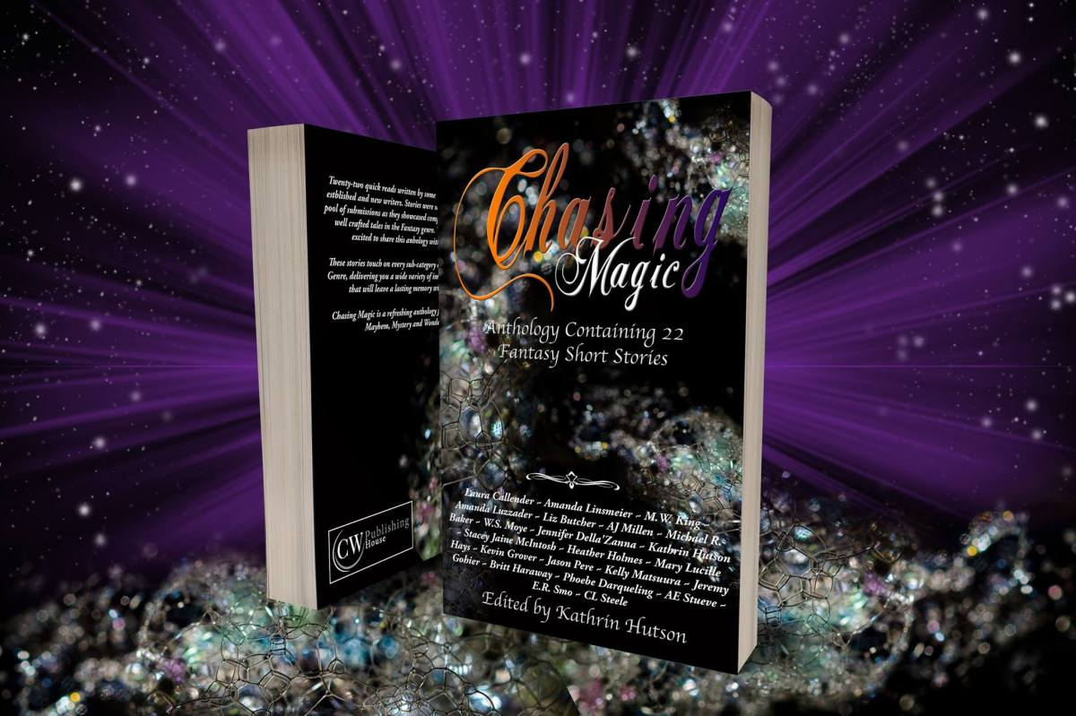 Get Your Copy of 'Chasing Magic' on May 6 and Enter to Win Books, Gift Cards, and More!