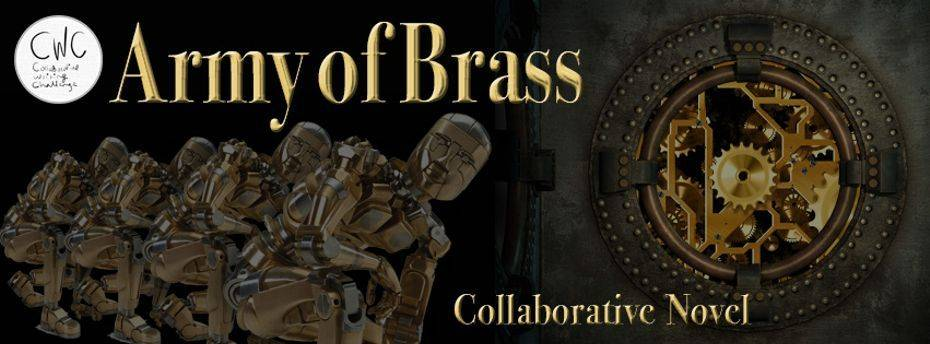 Don't Miss the Deadline to have your Short Story included in Army of Brass