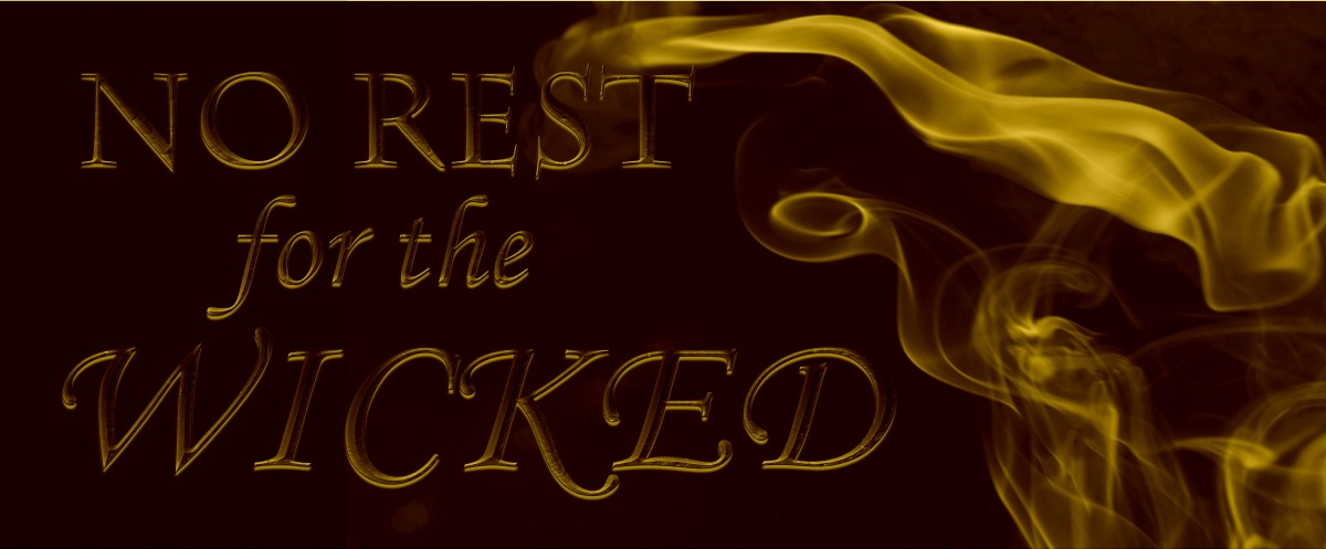 No Rest for the Wicked – Teaser #23