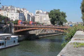 Bridge across the Seine