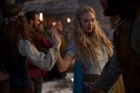 "RRH-05855 AMANDA SEYFRIED as Valerie in Warner Bros. Pictures' fantasy thriller ""RED RIDING HOOD,"" a Warner Bros. Pictures release."
