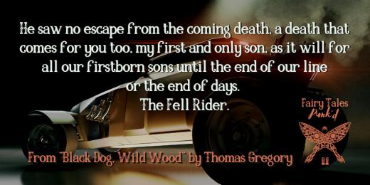 FTP Black Dog Wild Wood quote