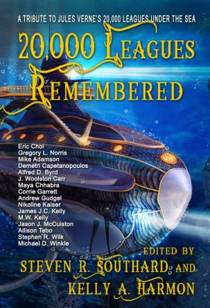 20K Leagues Front Cover