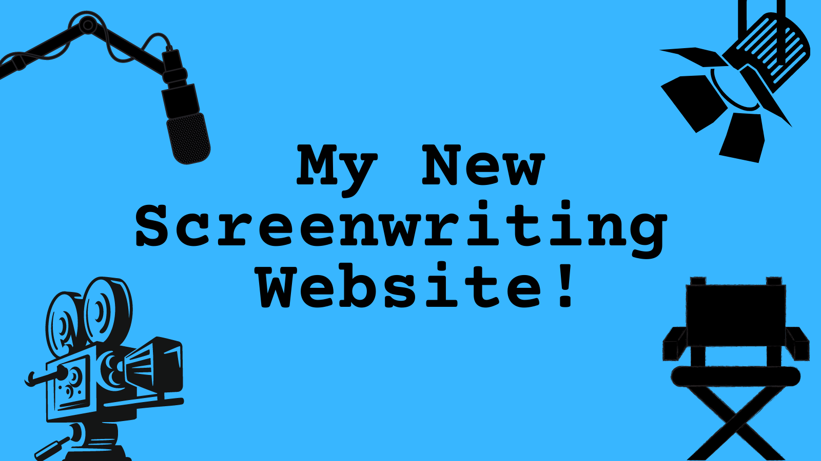 Divide and Conquer: I've Got a New Website Just for Screenwriting